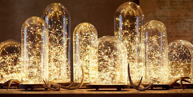 Easy indoor string lights decoration ideas | http://ikootek.com/blog