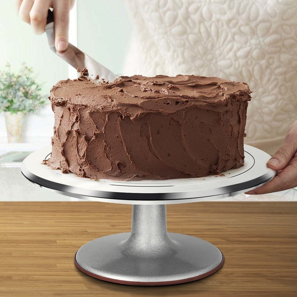 Cake Decorating Icing Turntable