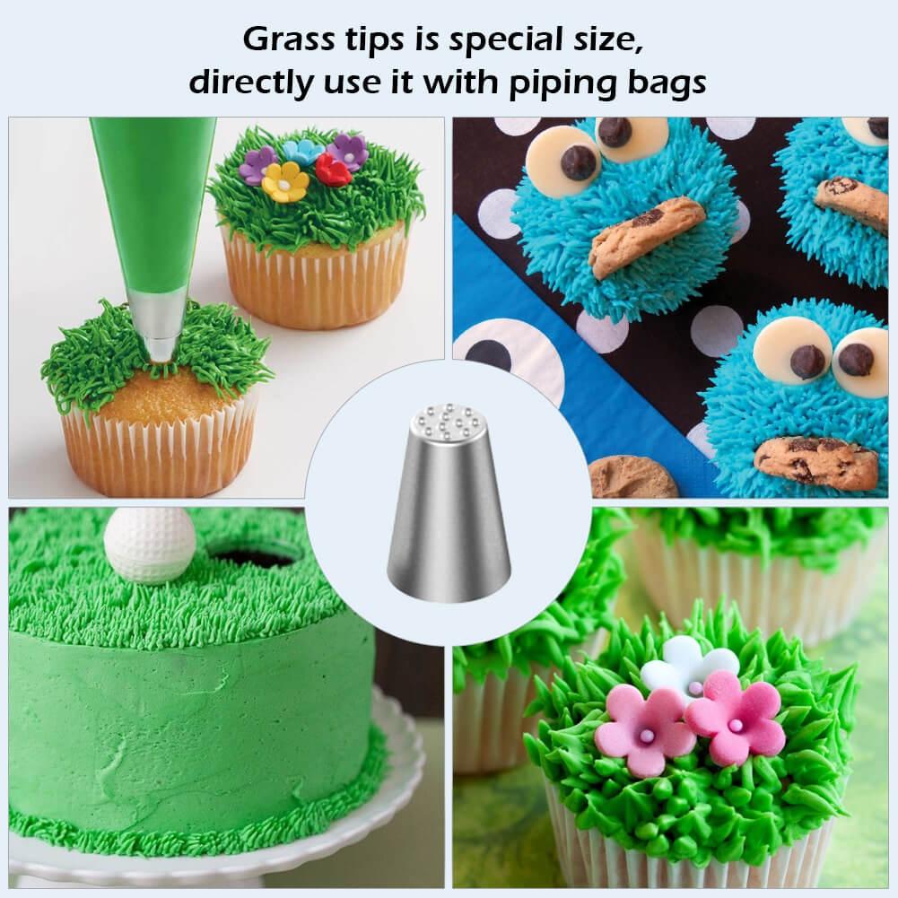 Kootek 54 In 1 Cake Decorating Supplies 35 Piping Tips 13