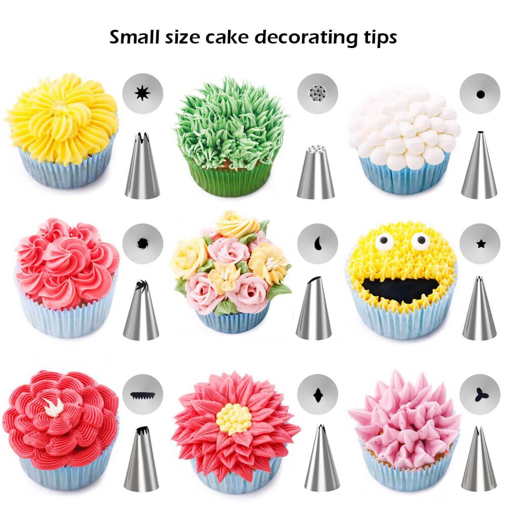 Cake Decorating Tips And Tricks For Beginners  from www.kootek.com